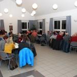"""Überaus gut besucht war die AK-Tagung zum Jubiläum """"125 Jahre Kirche St. Johannes Bapt"""" im Mesumer Pfarrheim"""