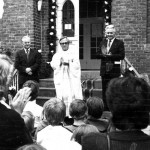 Feierliche Einführung des Pfarrers Franz Heitmann, 1980