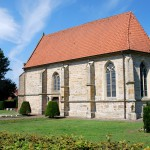 Die alte Kirche in Mesum
