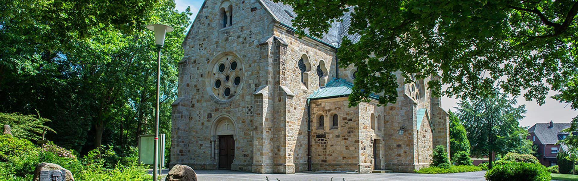 St. Mariä Heimsuchung in Hauenhorst