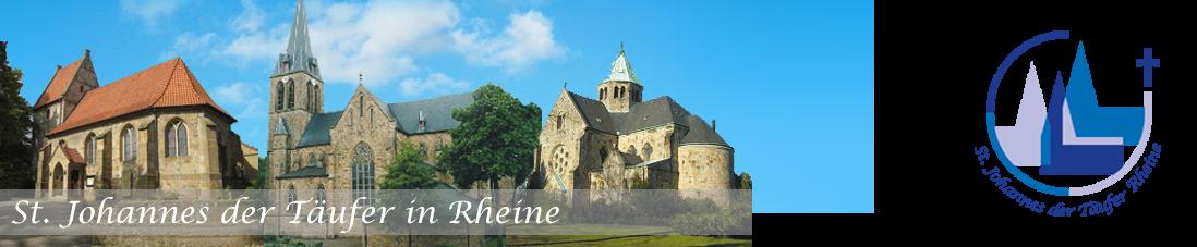 St. Johannes der Täufer in Rheine