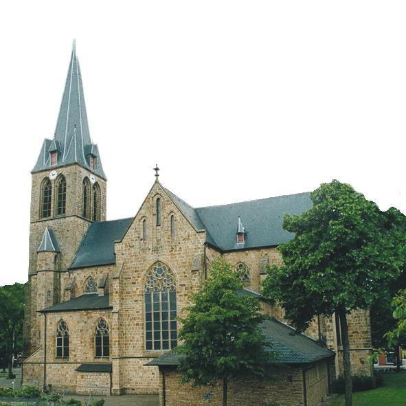 Unsere Kirchengebäude | St. Johannes der Täufer in Rheine