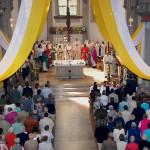 Festgottesdienst am Sonntag, 07. Juni 2015