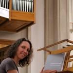 Susann Kampling - Kirchenmusikerin der Pfarrgemeinde