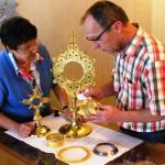 Kirchenschätze in neuem Glanz