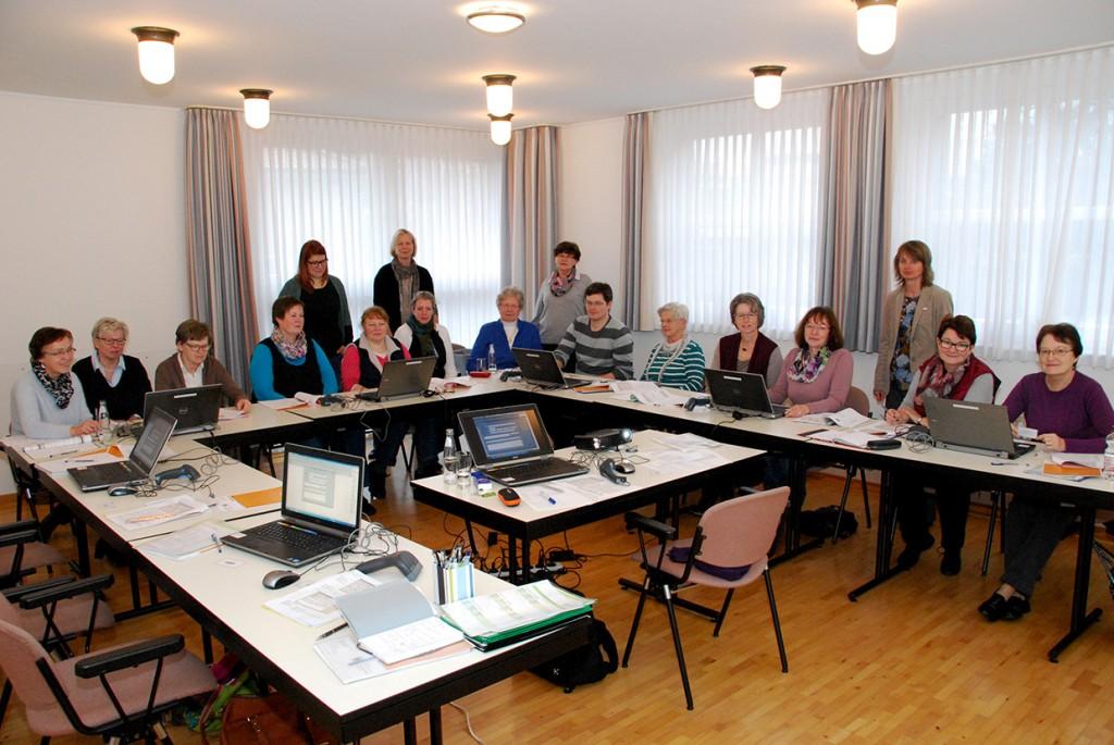 Einführung in das Neue EDV-Programm der KÖB