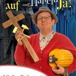"Kirchenkabarettistin Ulrike Böhmer als Kultfigur ""Erna Schabiewsky"""