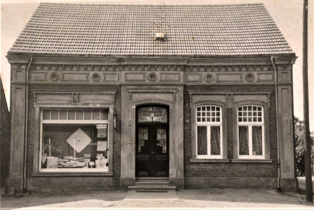Das um 1870 von Ignatz Bertels errichtete Wohnhaus