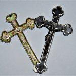 Ein Relqienkreuz